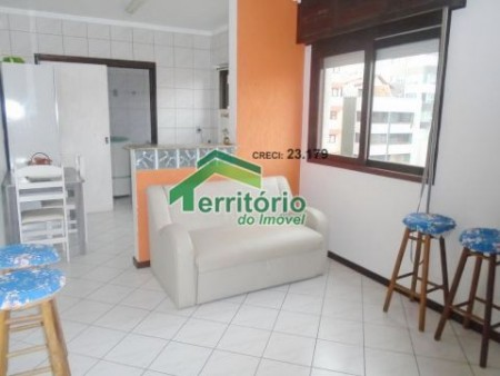 Apartamento para temporada 1 dormitório Centro em Capão da Canoa | Ref.: 1131