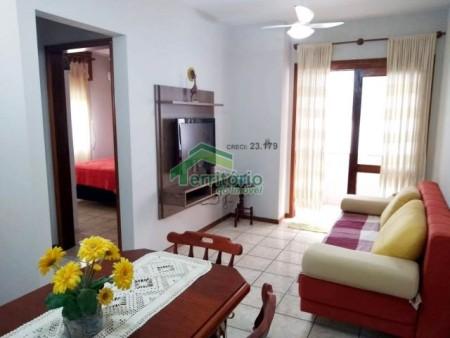 Apartamento para temporada 1 dormitório Centro em Capão da Canoa | Ref.: 1923